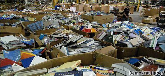 YKY'den çöpe atılan kitaplarla ilgili açıklama