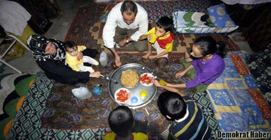Yoksulluk sınırı 3000 liraya dayandı
