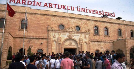 YÖK'ten Artuklu Üniversitesi'ne ret