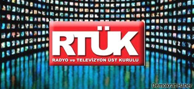 Yolsuzluk haberi yapan 8 kanala ceza