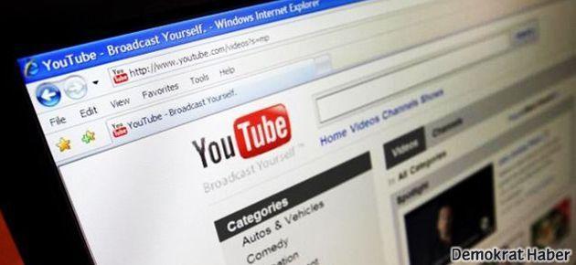 Youtube'u 'Atatürk'e hakaret' kanunu kapatmış