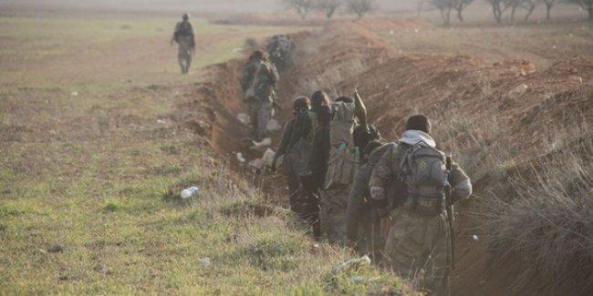YPG 7 köyü daha IŞİD'den temizledi