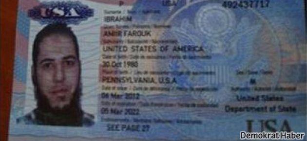 El-Nusra merkezinde ABD pasaportu ele geçirildi