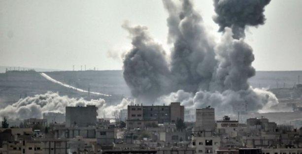 YPG: IŞİD Kobani'ye doğudan şiddetli saldırı başlattı