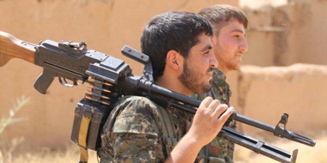 YPG: IŞİD, çatışmadan köyleri terk edip kaçıyor