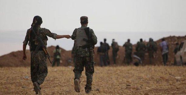 YPG, IŞİD'in ikmal hattını kesti