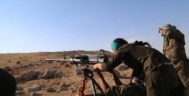 YPG: IŞİD'in Kobani'ye yerleşmek için düzenlediği saldırıda 60 IŞİD'li öldürüldü