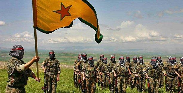 YPG Kobani'de 24 saatlik bilançoyu açıkladı