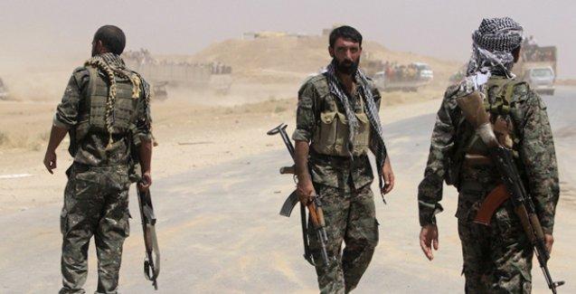 YPG: Kobani'de en az 25 IŞİD'li öldürüldü