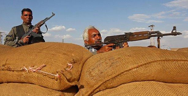YPG: Kobani'ye kamyonlu intihar saldırıları engellendi