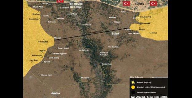 YPG'nin Tel Abyad operasyonu ve kapıda bekleyen büyük tehlike - Amed Dicle