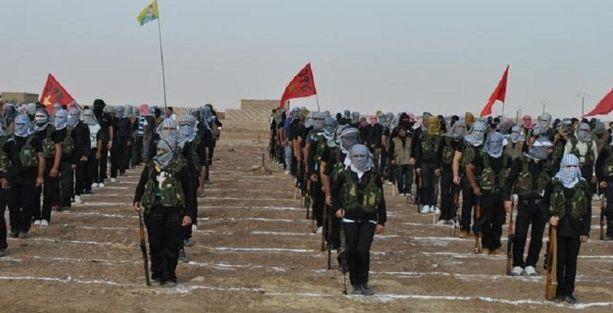 YPG: Peşmergelerle aynı mevzide savaşmaya hazırız