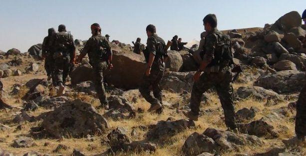 YPG, 'Rojava'daki en stratejik şehrin' kontrolünü ele geçirdi