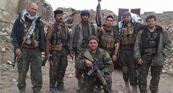YPG saflarında savaşan İngiliz Scurfield çatışmada yaşamını yitirdi
