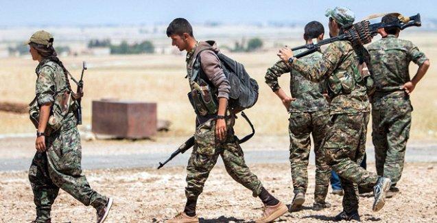 YPG: Tel Abyad'ın tamamı kontrolümüzde