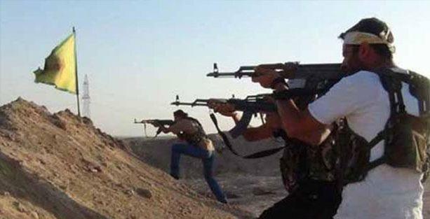 YPG ve ÖSO'dan IŞİD'e darbe: 15 ölü