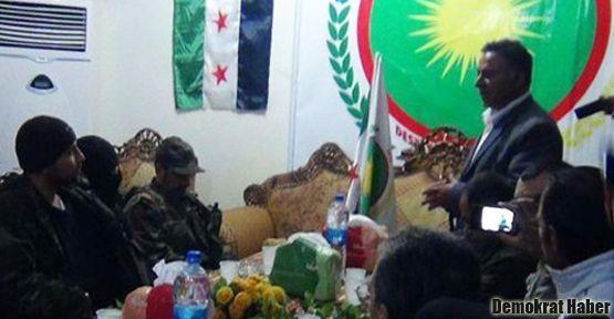 YPG ve ÖSO'nun anlaşmasına Türkiye'den destek