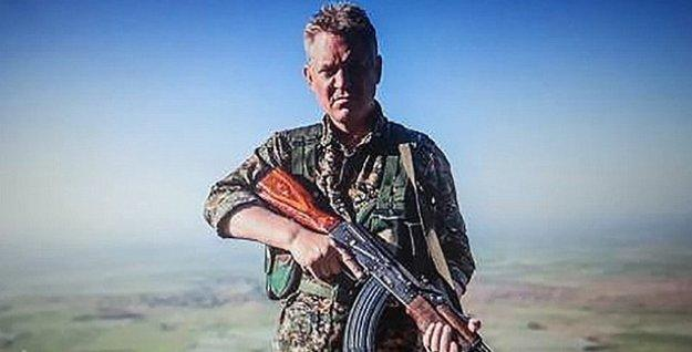 YPG'ye katılan Hollywood yıldızı da Tel Abyad'ta IŞİD'e karşı savaşıyor