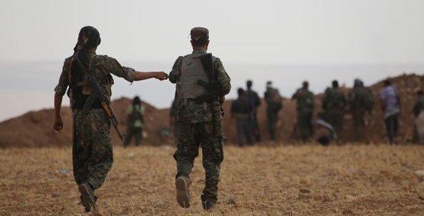 Kobani direnişinin 90'ıncı gününde YPG'den açıklama: 5 IŞİD'li öldürüldü