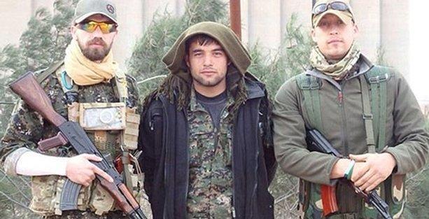 YPG'nin İngiliz savaşçıları IŞİD'le savaşı anlattı