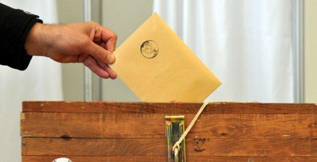 YSK seçmenlerin nerede oy kullanacaklarını açıkladı
