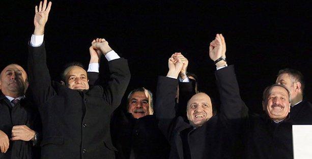 4 eski bakan hakkında Yüce Divan oylaması sonuçlandı