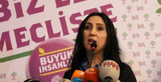 HDP Eş Genel Başkanı Yüksekdağ: Parti olarak görüşme önerilerine açığız