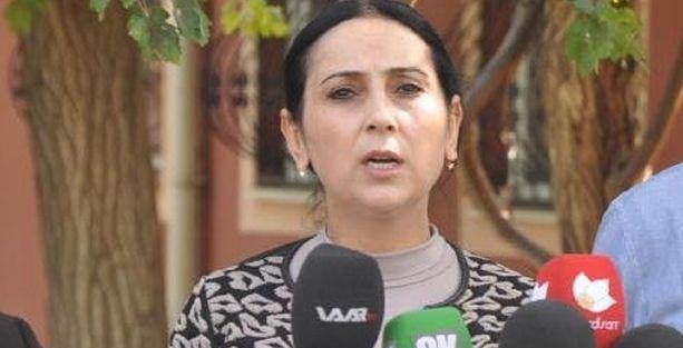 Figen Yüksekdağ: İnisiyatif YPG'nin eline geçti