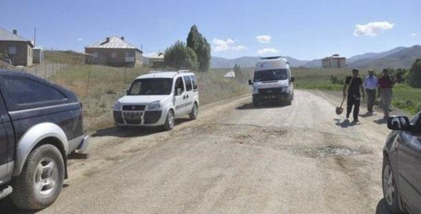 Yüksekova'da sırt sırta bağlanmış 2 erkek cesedi