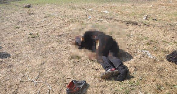 Yüksekova'da yanmış kadın cesedi bulundu