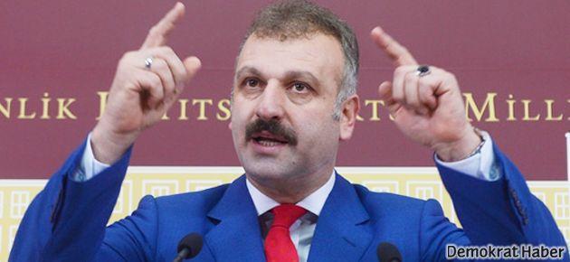 Yumrukçu vekil: Trabzonluyum, biraz duygusalım