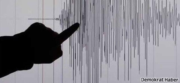 Yunanistan'da 6,4 şiddetinde deprem