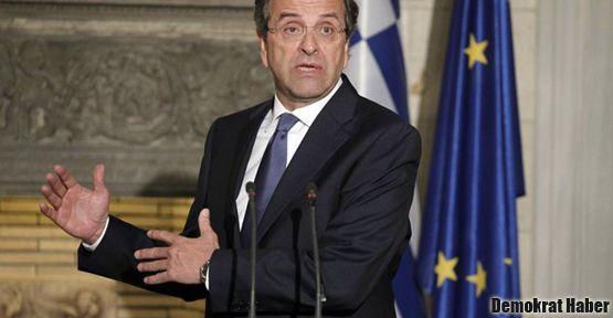 Yunanistan Başbakanı'na dokuz kurşunlu mesaj