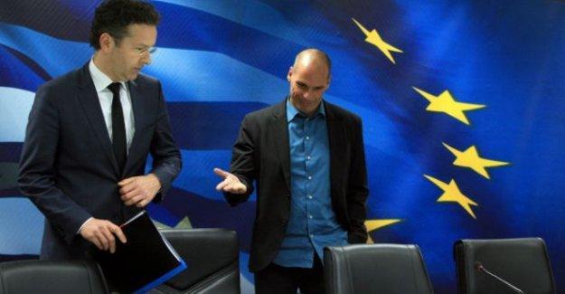 Yunanistan: Troyka ile masaya oturmayacağız