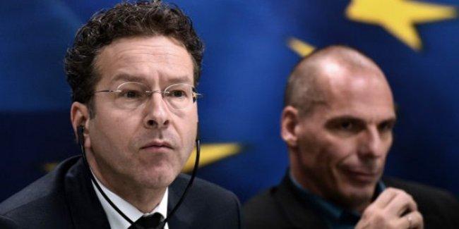 Yunanistan ve AB, 'mali yardım' konusunda anlaşmaya vardı