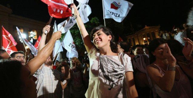 Yunanistan'da seçime bir gün kala: Syriza tüm anketlerde önde