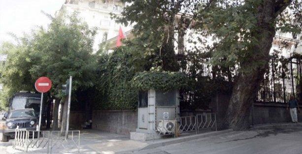 Yunanistan'da 'Türkiye Başkonsolosluğu'na saldırı' iddiası