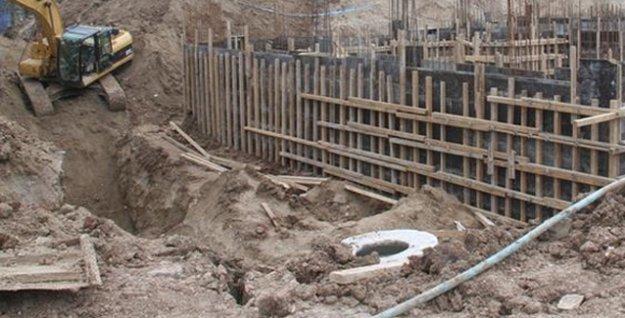 Yurt inşaatında göçük: 2 işçi hayatını kaybetti