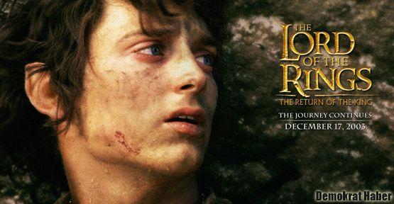 Yüzüklerin Efendisi ve The Hobbit'e dava