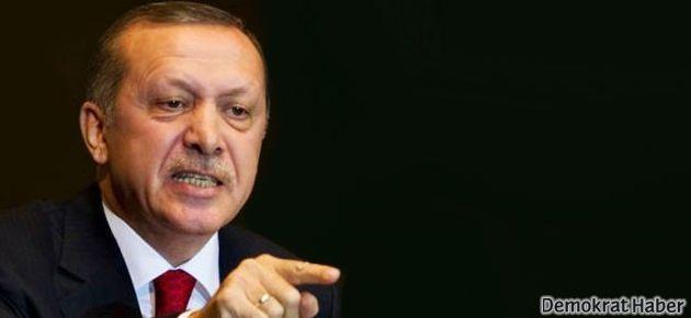 Zaman muhabirinin sorusu Erdoğan'ı çok kızdırdı