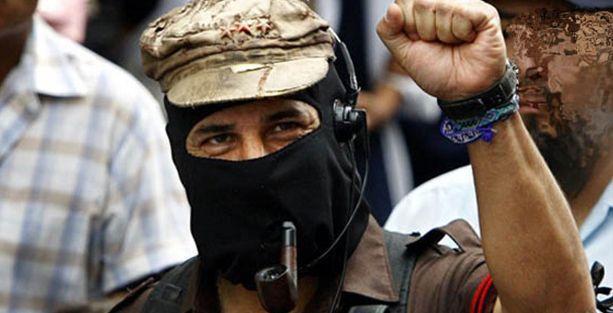 Zapatista Subcomandante Marcos'tan veda