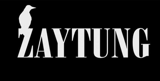 Zaytung haberi paylaşana hapis cezası!