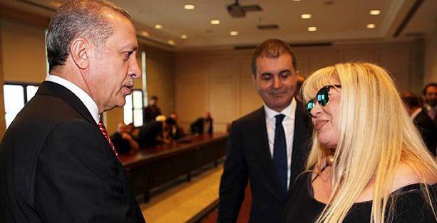 Zerrin Özer'den 'vizyon toplantısı' eleştirilerine suç duyurusu