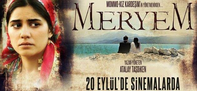Zeynep Çamcı 'Meryem'le Altın Portakal'da