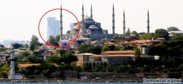 Zeytinburnu'ndaki gökdelenlere yıkım kararı