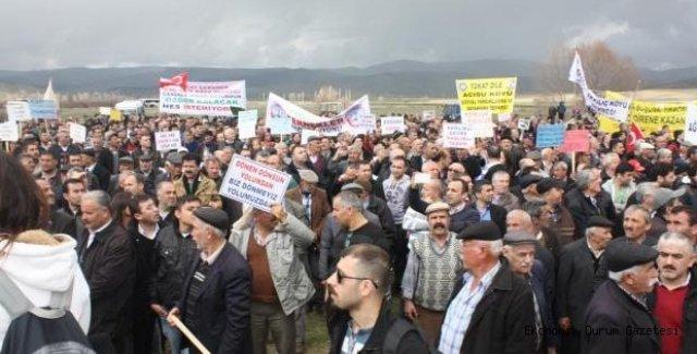 Zile'de HES karşıtı köylülere 25 yıla kadar hapis istemi