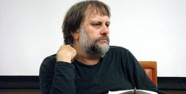 Zizek'ten Can Dündar'a destek