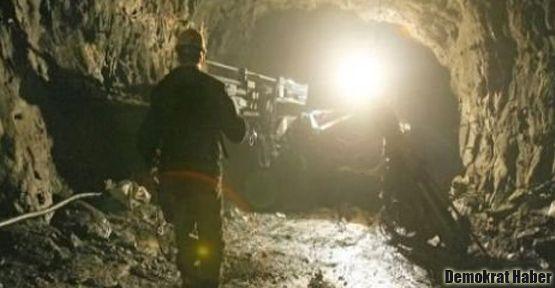 Zongudak'ta maden göçtü