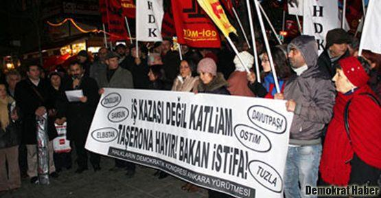 'Zonguldak Kozlu'daki katliam taşeronun sonucudur'