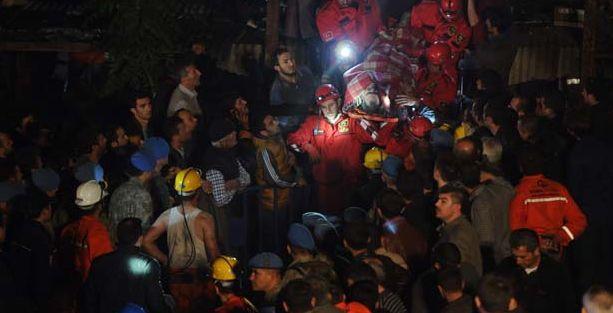 Zonguldak'ta 3 bin maden işçisi madene inmedi